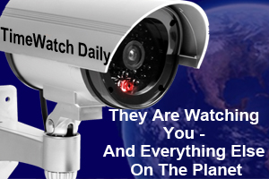 They are watching you and everything else on the planet pt2